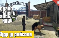 Let's Play GTA 5 FR PS4 #5 Chop le précose!