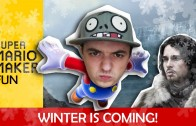 Super Mario Maker – Winter is coming!