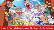 Tiny Toon Adventures : Buster Busts Loose! – SNES Retrogaming