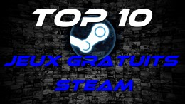 Top 10 Jeux Gratuits Steam